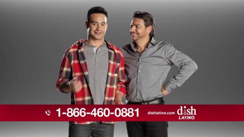 DishLATINO TV Spot, 'El Favorito' Con Eugenio Derbez [Spanish]
