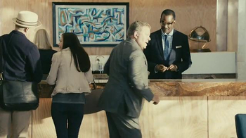 Priceline.com TV Spot, 'Know a Guy' Featuring William Shatner, Kaley Cuoco - Thumbnail 1