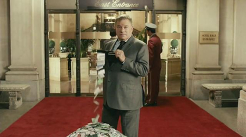 Priceline.com TV Spot, 'Know a Guy' Featuring William Shatner, Kaley Cuoco - Thumbnail 9