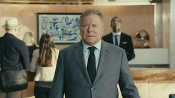 Priceline.com TV Spot, 'Know a Guy' Featuring William Shatner, Kaley Cuoco - Thumbnail 2