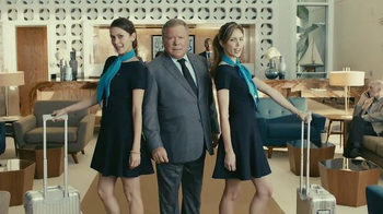 Priceline.com TV Spot, 'Know a Guy' Featuring William Shatner, Kaley Cuoco - 4908 commercial airings