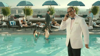 Priceline.com TV Spot, 'Know a Guy' Featuring William Shatner, Kaley Cuoco - Thumbnail 5