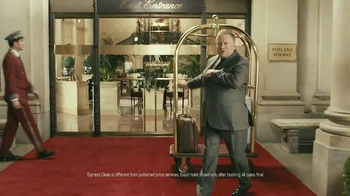 Priceline.com TV Spot, 'Know a Guy' Featuring William Shatner, Kaley Cuoco - Thumbnail 8
