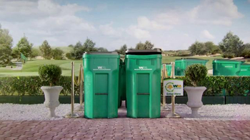Waste Management Phoenix Open Event TV Spot, 'No Trash Cans Invited' - Thumbnail 1