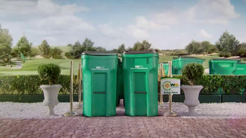 Waste Management Phoenix Open Event TV Spot, 'No Trash Cans Invited' - Thumbnail 2