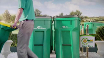 Waste Management Phoenix Open Event TV Spot, 'No Trash Cans Invited' - Thumbnail 4
