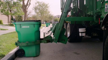 Waste Management Phoenix Open Event TV Spot, 'No Trash Cans Invited' - Thumbnail 7