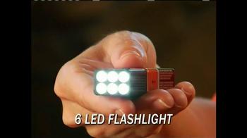 Micro Max TV Spot, 'World's Smallest, Brightest Flashlight'