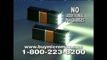 Micro Max TV Spot, 'World's Smallest, Brightest Flashlight' - Thumbnail 9
