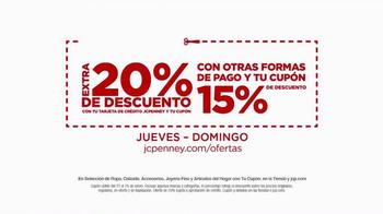 JCPenney Evento de Liquidación Red Zone TV Spot, 'Ven y Ahorra' [Spanish] - Thumbnail 6
