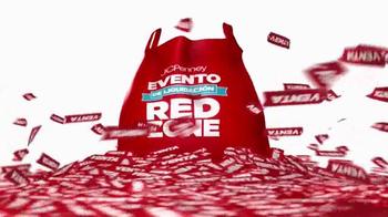 JCPenney Evento de Liquidación Red Zone TV Spot, 'Ven y Ahorra' [Spanish] - Thumbnail 1
