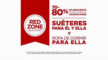 JCPenney Evento de Liquidación Red Zone TV Spot, 'Ven y Ahorra' [Spanish] - Thumbnail 3
