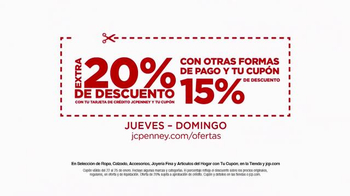 JCPenney Evento de Liquidación Red Zone TV Spot, 'Ven y Ahorra' [Spanish] - Thumbnail 5