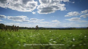 University of Massachusetts Amherst TV Spot, 'The Lead' - Thumbnail 5