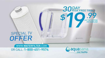 Aquasana TV Spot, 'Reduce Water Containment' Featuring Denise Austin - Thumbnail 7