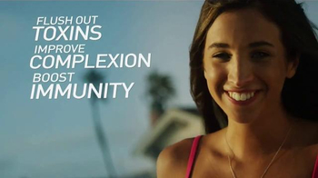 Aquasana TV Spot, 'Reduce Water Containment' Featuring Denise Austin