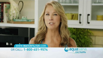 Aquasana TV Spot, 'Reduce Water Containment' Featuring Denise Austin - Thumbnail 4