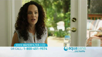 Aquasana TV Spot, 'Reduce Water Containment' Featuring Denise Austin - Thumbnail 5