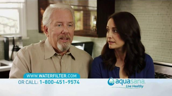 Aquasana TV Spot, 'Reduce Water Containment' Featuring Denise Austin - Thumbnail 6