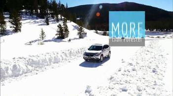 2015 Honda CR-V TV Spot, 'Old Man Winter' - Thumbnail 3