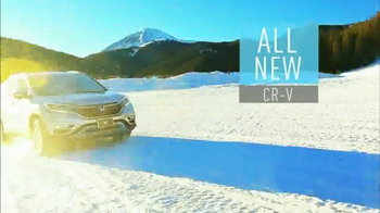 2015 Honda CR-V TV Spot, 'Old Man Winter' - Thumbnail 5