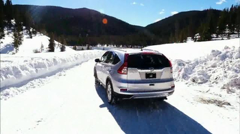 2015 Honda CR-V TV Spot, 'Old Man Winter' - Thumbnail 6