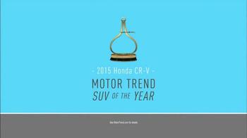 2015 Honda CR-V TV Spot, 'Old Man Winter' - Thumbnail 7