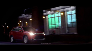 2015 Mitsubishi Outlander TV Spot, 'This is Why You Care' - Thumbnail 1