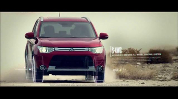 2015 Mitsubishi Outlander TV Spot, 'This is Why You Care' - Thumbnail 6