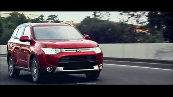 2015 Mitsubishi Outlander TV Spot, 'This is Why You Care' - Thumbnail 8