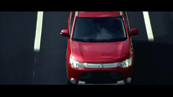 2015 Mitsubishi Outlander TV Spot, 'This is Why You Care' - Thumbnail 9
