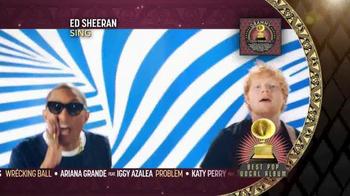 2015 GRAMMY Nominees TV Spot - Thumbnail 8