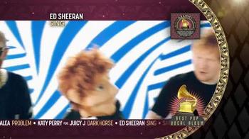 2015 GRAMMY Nominees TV Spot - Thumbnail 9