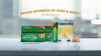 Berocca TV Spot, 'A Busy Week' - Thumbnail 8