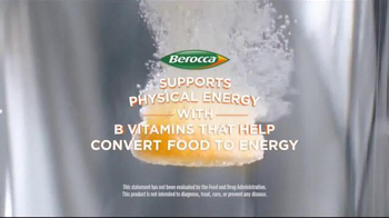 Berocca TV Spot, 'A Busy Week' - Thumbnail 7