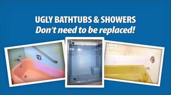 Miracle Method TV Spot, 'Make Your Ugly Tub & Shower Beautiful' - Thumbnail 2