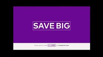Vistaprint Semi-Annual Sale TV Spot, 'Do It Now' - Thumbnail 8