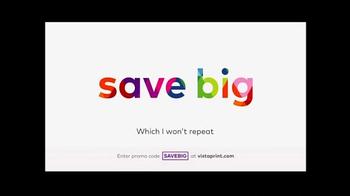 Vistaprint Semi-Annual Sale TV Spot, 'Do It Now' - Thumbnail 9