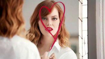 Revlon Ultra HD Lipstick TV Spot, 'Brighter, Bolder' Feat. Emma Stone