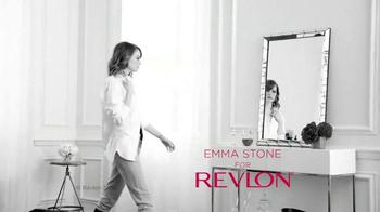 Revlon Ultra HD Lipstick TV Spot, 'Brighter, Bolder' Feat. Emma Stone - Thumbnail 1