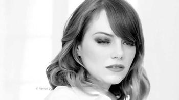 Revlon Ultra HD Lipstick TV Spot, 'Brighter, Bolder' Feat. Emma Stone - Thumbnail 2