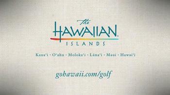 The Hawaiian Islands TV Spot, 'Kaneohe' Featuring Fred Funk - Thumbnail 10