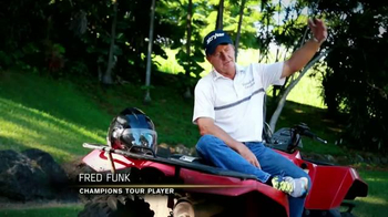 The Hawaiian Islands TV Spot, 'Kaneohe' Featuring Fred Funk - Thumbnail 7