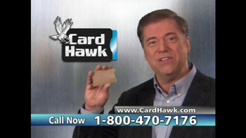 Card Hawk TV Spot, 'Protection you Need' - 2 commercial airings