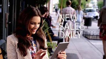 HauteLook TV Spot, 'Free Returns at Nordstrom Rack'