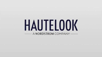 HauteLook TV Spot, 'Free Returns at Nordstrom Rack' - Thumbnail 1