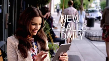 HauteLook TV Spot, 'Free Returns at Nordstrom Rack'