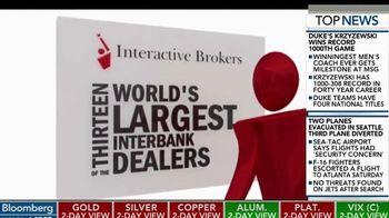 Interactive Brokers TV Spot, 'For Forex ECN'