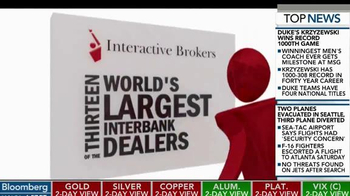 Interactive Brokers TV Spot, 'For Forex ECN' - Thumbnail 4