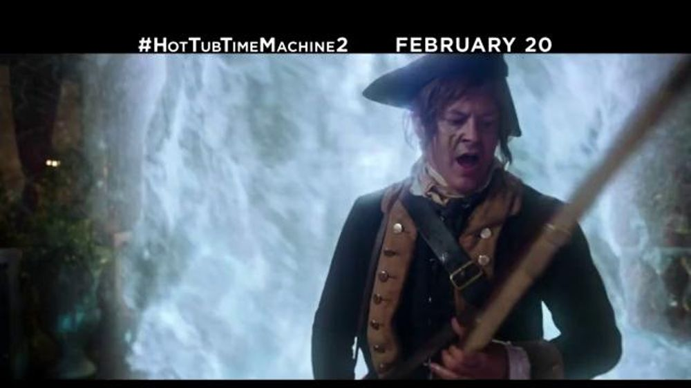 Paramount Pictures: Hot Tub Time Machine 2 Super Bowl 2015 Teaser